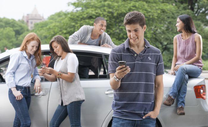 Millennials Connected Car